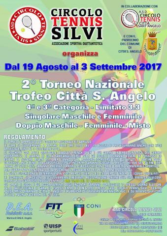 2 Torneo Nazionale Trofeo Citta Santangelo 4 E 3 Cat Lim33